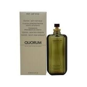 Perfume Quorum By Antonio Puig 100ml Edt Masculino (tester)