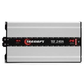 Fonte E Carregador De Bateria Taramps Tef 240a Frete Gratis