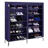 Zapatera Rack Organizador Zapatos 12 Niveles Super Resistent