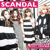 Cd : Scandal - Greatest Hits European Selection (united...