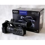 Filmadora Sony Hdr Ax2000 Full Hd 1080p Defeito 12x S/juros