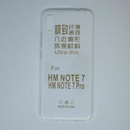 Funda Tpu Transparente Para Xiaomi Redmi Note 7 Global O Pro