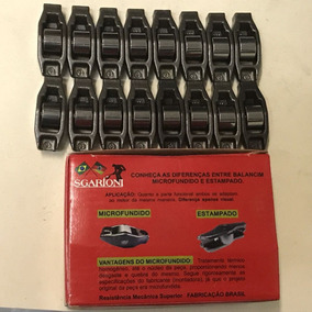 Jgo 16 Peças Balancim Renault 1.6 2.0 16v Clio Scenic Kangoo