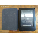 Remato Amazon Kindle 7ma Gen. Como Nuevo! Con Funda Lila Mag