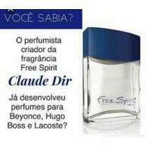 Presente Dia Namorado Perfume Masculino Free Spirit Mary Kay