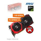 Tarjeta De Video Msi Nvidia Geforce Gtx 1080 Ti 11gb Gddr5x