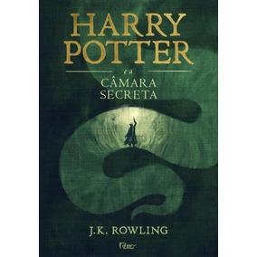 Livro Harry Potter E A Câmara Secreta Capa Dura Lacrado