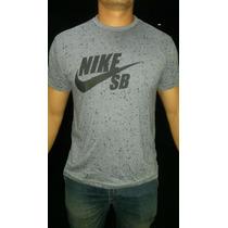 Franelas Nike Sb Y Polo 100% Algodón Peinado Somos Tienda.!
