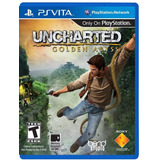 Uncharted Golden Abyss Ps Vita Nuevo Sellado + Envio Gratis