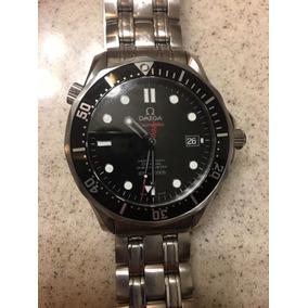 Reloj Omega Seamaster James Bond 007 #08612 Edición Limitada
