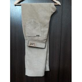 Pantalón De Corderoy Lee.