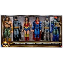 Coleccion Batman Vs Superman 30cm (6 Pack)