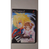 Ps2 Playstation Tales Of Destiny 2 Rpg Videojuego Japones
