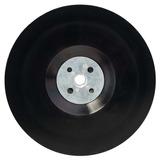 Disco De Borracha Para Lixa Com Velcro 7 Com Porca - Bosch