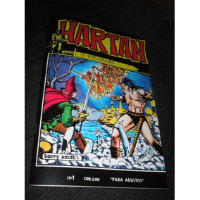 Hartan O Selvagem - Conan - Ed Graúna - Fac Simile