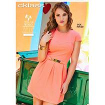 Cklass Vestido 209-16 Primavera-verano 2015