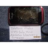Telefono Liberado Y Ruteado Solo Tactil Dañado