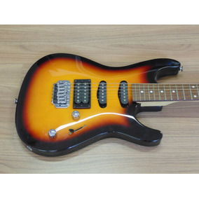 Guitarra Ibanez Gsa26 Tfb Sunburst 12417 Original