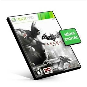Batman Arkham City Xbox 360 Português Mídia Digital Envio Já