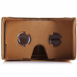 Google Cardboard Rv Lentes 3d Cartoon