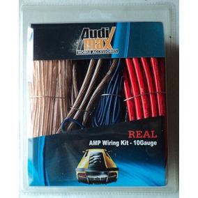 Kit De Cable Calibre 10 Audimax Accesorios Para Instalacion