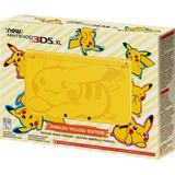 Nintendo New 3ds Xl Yellow Pikachu 3ds Sellado Entrega Inmed