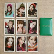 Photocard Originales Twice Merry & Happy Set Fotos Kpop