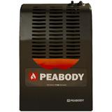 Calefactor Sin Salida Peabody Marron 3000kcal