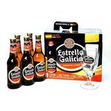 Aproveite Jà Kit Cerveja Estrella Galicia