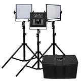 Led Video Light Gvm 520ls Cri97+ Tlci97+ 18500lux Dimmable B