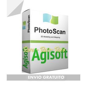 Agisoft Photoscan Profesional Version 1.4.4 2018 Video Insta
