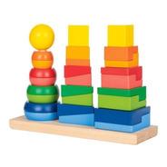 Torre De Encaje Triple Playtive