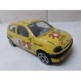 Renault Clio Burago 1/43 Impecable
