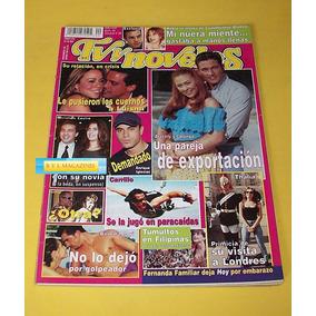 Fernando Colunga Lucero Gloria Trevi Revista Tv Y Novelas
