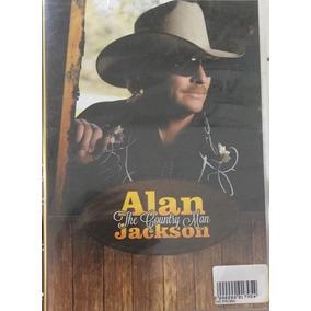 Dvd Alan Jackson - The Country Man - Novo Lacrado!!!