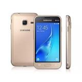 10 Celular Desbl Galaxy J1 Mini Duos Preto Samsung Promoção
