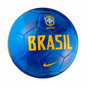 3c4d934395588 Balon Cbf Brasil Nike Color Azul Rey Sintetico Is313 A