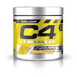 C4 Extreme Cellucor 30 Doses Pré Treino - Pronta Entrega