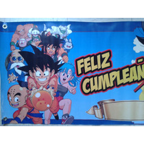 Dragon Ball Set Fiesta Infantil Ajustable 20 Niños