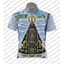 Camiseta Católica - Nossa Senhora Aparecida 16