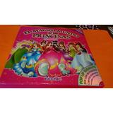 El Mágico Mundo De Las Princesas Ed.beeme+regalo+envío Grati