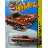 Auto Hot Wheels Ford Ranchero 72 Camioneta Retro Esp Rdf1
