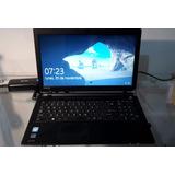Lapto Toshiba C55-85299, Intel Inside, 4gb Ram, 500gb,oferta