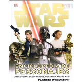 Star Wars Enciclopedia De Personajes!! Libro Digital Pdf.