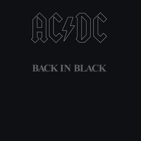 Ac/dc - Back In Black (remastered Vinyl) 180gram Lp