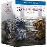 Game Of Thrones Las 7 Temporadas Blu-ray Original Y Nuevo