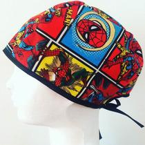 Gorro Quirúrgico Spiderman $140 Pesos