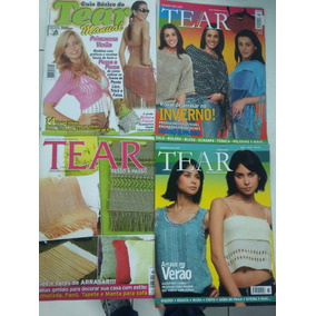Revista Tear Kit Com 10 Exemplares