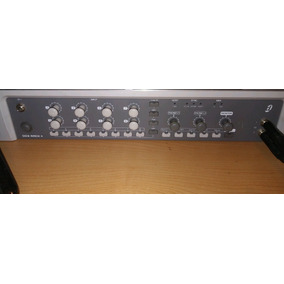Interfase Audio Digi Digidesing 003 Rack 8 Pre Protools