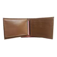 Carteira Masculina Tommy Hilfiger Leather Wallet & Valet